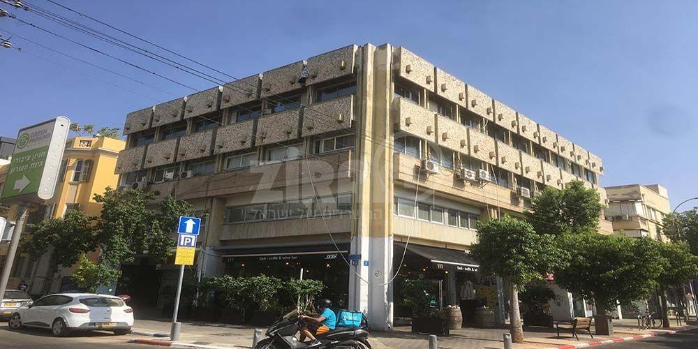בניין לבונטין 12 בתל אביב יפו | רמת הבניין classC | תמונה #0 - 1