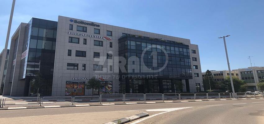בניין טרמינל פארק-ב' באור יהודה | רמת הבניין classA | תמונה #0 - 1