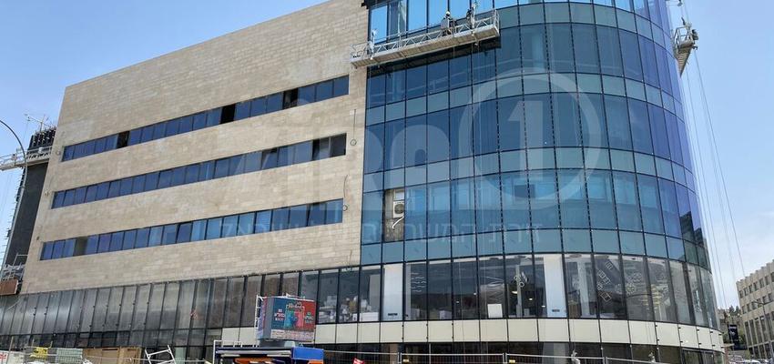בניין יד חרוצים 19 בירושלים | רמת הבניין classB | תמונה #0 - 1