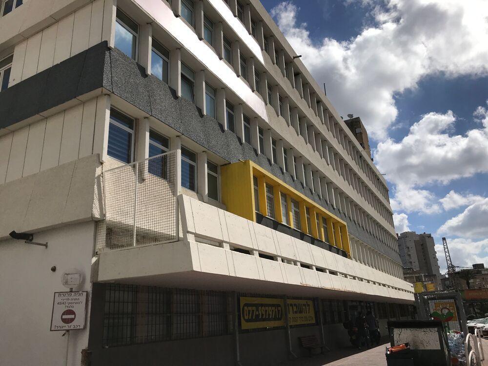 בניין ז'בוטינסקי 43   ברמת גן | רמת הבניין classA | תמונה #0 - 1