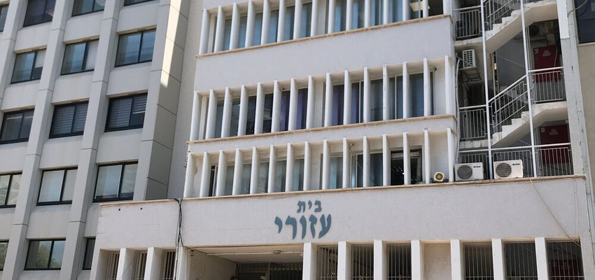 בניין בית עזורי ברמת גן   רמת הבניין classB   תמונה #0 - 1