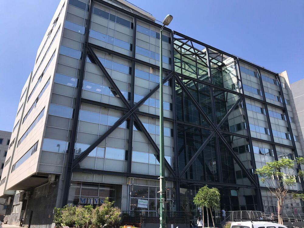 בניין בית גבר בתל אביב יפו   רמת הבניין classB   תמונה #0 - 1