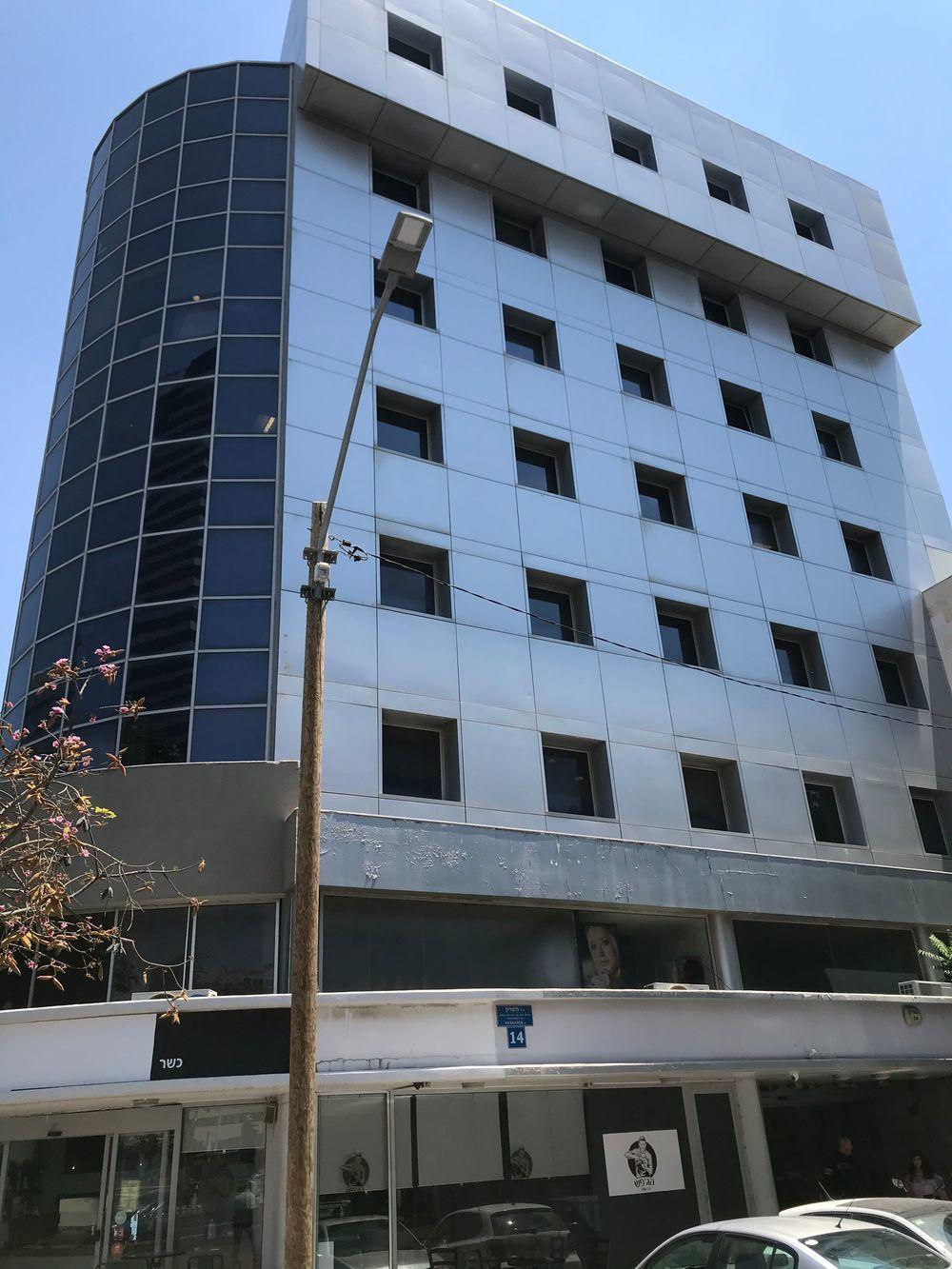 בניין בית פנינת הסיטי בתל אביב יפו | רמת הבניין classB | תמונה #0 - 1