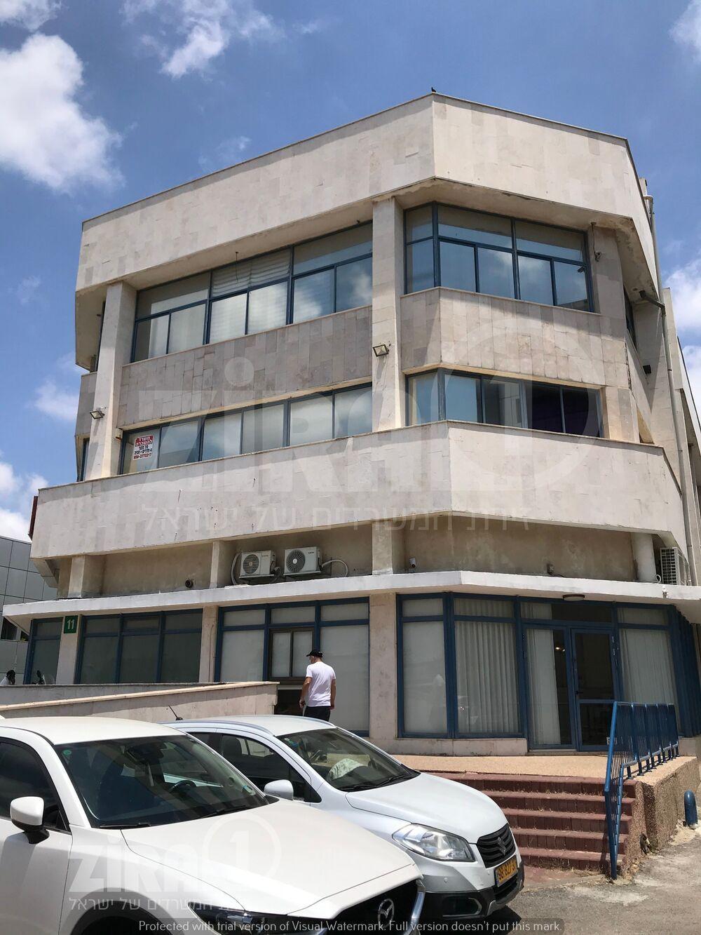 בניין הסדנא 11 ברעננה | רמת הבניין classB | תמונה #0 - 1