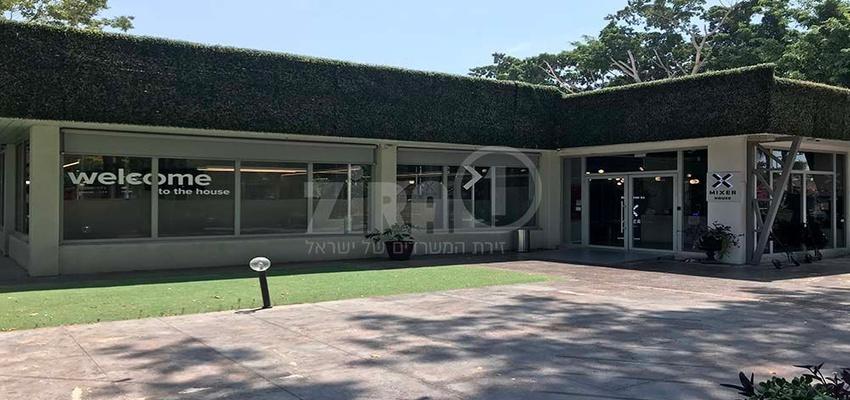 בניין MIXER House - מיקסר האוס בתל אביב יפו | רמת הבניין classA | תמונה #0 - 1