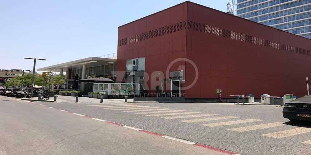 בניין בניין קולקטיב ספייס בבני ברק | רמת הבניין classB | תמונה #0 - 1