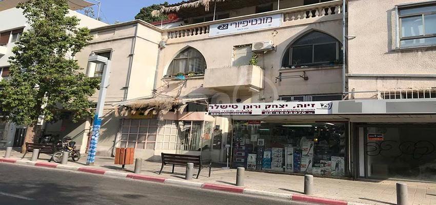 בניין מונטיפיורי 22 בתל אביב יפו | רמת הבניין classC | תמונה #0 - 1
