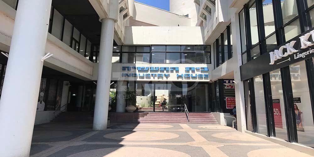 בניין בית התעשייה בתל אביב יפו | רמת הבניין classB | תמונה #0 - 1