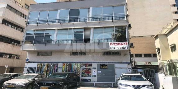 """בניין הנצי""""ב 41 בתל אביב יפו   רמת הבניין classC   תמונה #2 - 1"""
