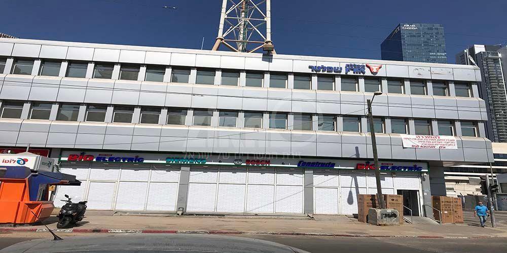 בניין מכללת אורין שפלטר בתל אביב יפו | רמת הבניין classB | תמונה #0 - 1