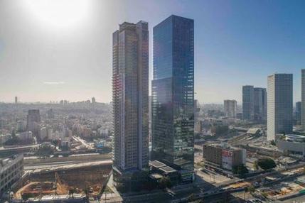 בניין מידטאון בתל אביב יפו | רמת הבניין classA | תמונה #1 - 1