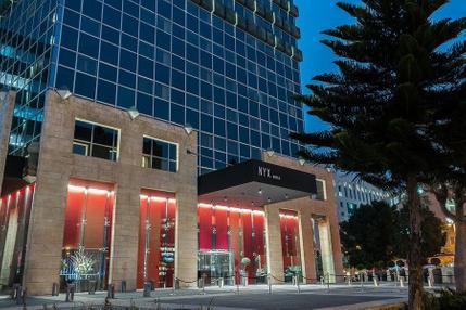 בניין מלון NYX בתל אביב יפו | רמת הבניין classB | תמונה #1 - 1