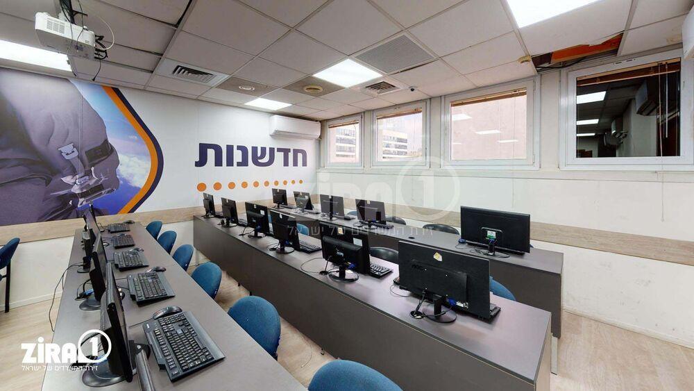 חלל עבודה Os - מכללת אורין שפלטר בתל אביב יפו | קומה 1 | תמונה #0 - 1