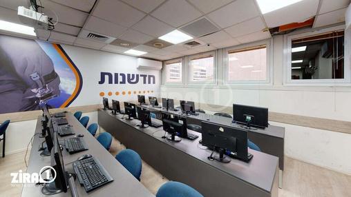 חלל עבודה Os - מכללת אורין שפלטר בתל אביב יפו | קומה 1 | תמונה #20 - 1