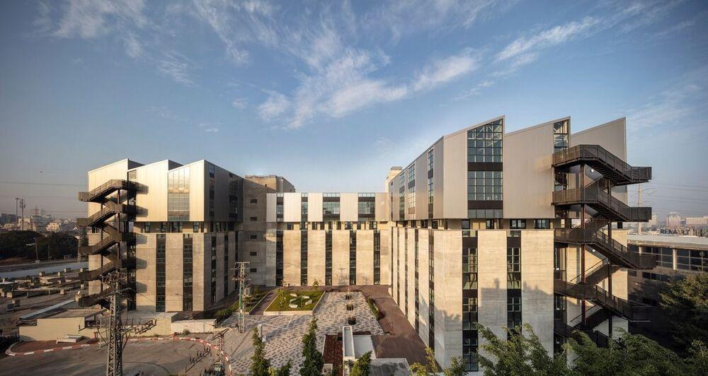 בניין Ampa Square -  בניין אמפא אפעל 15 בפתח תקווה | רמת הבניין classA | תמונה #0 - 1