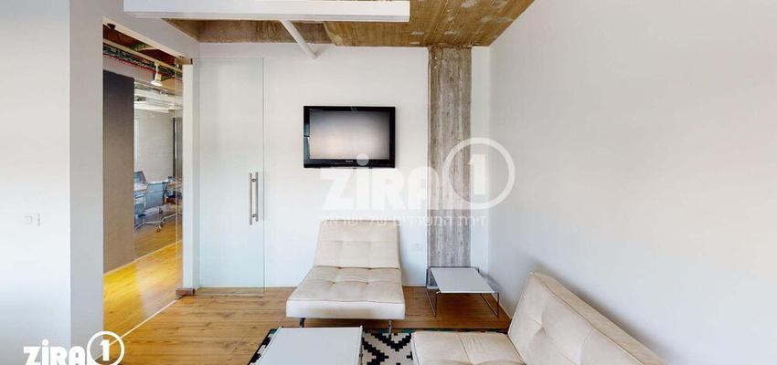 משרד בבניין בית מניבים רעננה | קומה 2 | שטח 23מ״ר  | תמונה #0 - 1