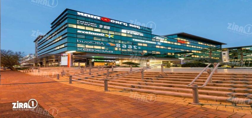 בניין אמות פארק אפק - בניין A בראש העין | רמת הבניין classB | תמונה #0 - 1