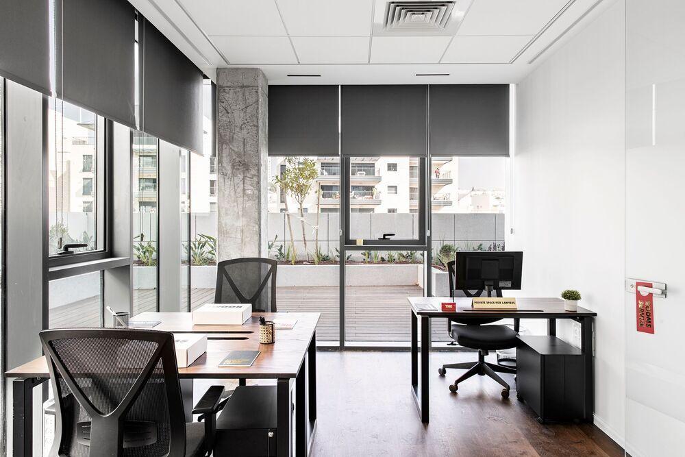 ROOMS MODI'IN | משרד פרטי עד 3 אנשים | תמונה #1 - 1