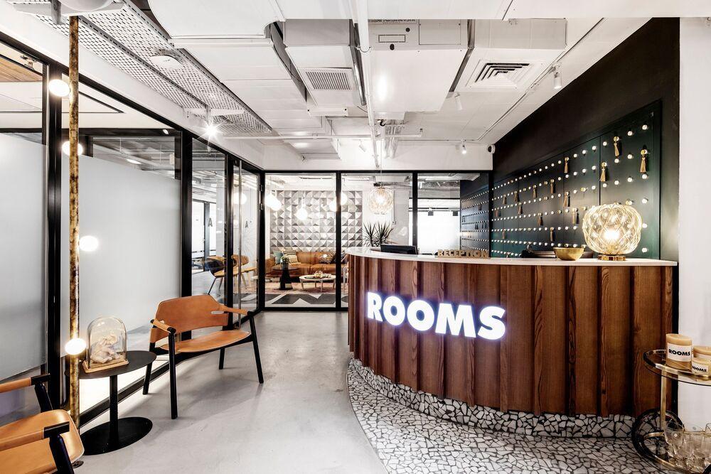 חלל עבודה: ROOMS NYX TLV בתל אביב יפו | קומה: 4 | תמונה #2 - 1