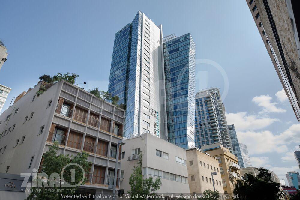 בניין שדרות רוטשילד 22 בתל אביב יפו   רמת הבניין classA   תמונה #0 - 1