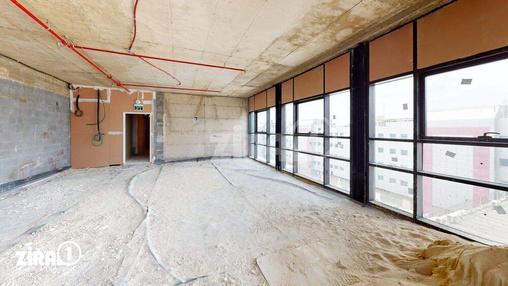 משרד בבניין בית Seven | קומה 5 | שטח 170מ״ר  | תמונה #9 - 1