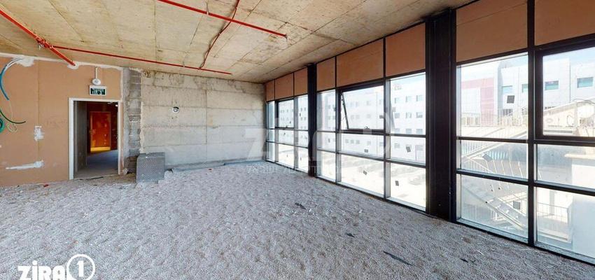 משרד בבניין בית Seven | קומה 3 | שטח 178מ״ר  | תמונה #0 - 1