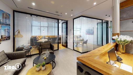 משרד בבניין הרברט סמואל 52 | קומה 1 | שטח 300מ״ר  | תמונה #1 - 1
