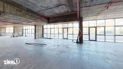 משרד בבניין הרברט סמואל 52 | קומה 1 | שטח 600מ״ר  | תמונה #2 - 1