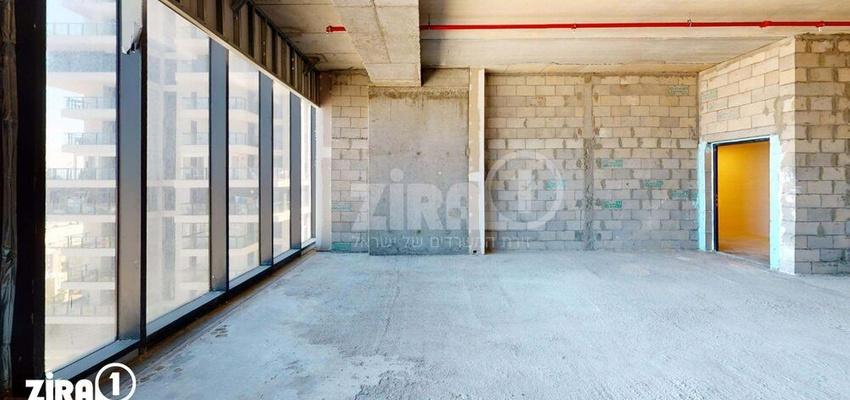 משרד בבניין Up town business  | קומה 13 | שטח 106מ״ר  | תמונה #0 - 1
