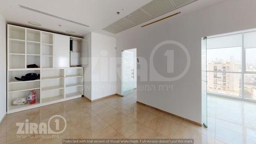 משרד בבניין V-Tower | קומה 9 | שטח 107מ״ר  | תמונה #19 - 1