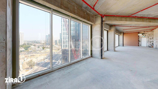 משרד בבניין מגדל - WE TLV | קומה 14 | שטח 350מ״ר  | תמונה #0 - 1