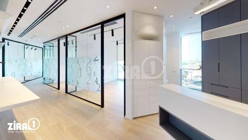 משרד בבניין מגדל - WE TLV   קומה 6   שטח 160מ״ר    תמונה #0 - 1