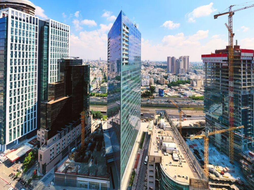 בניין מגדל - WE TLV בתל אביב יפו | רמת הבניין classA | תמונה #0 - 1