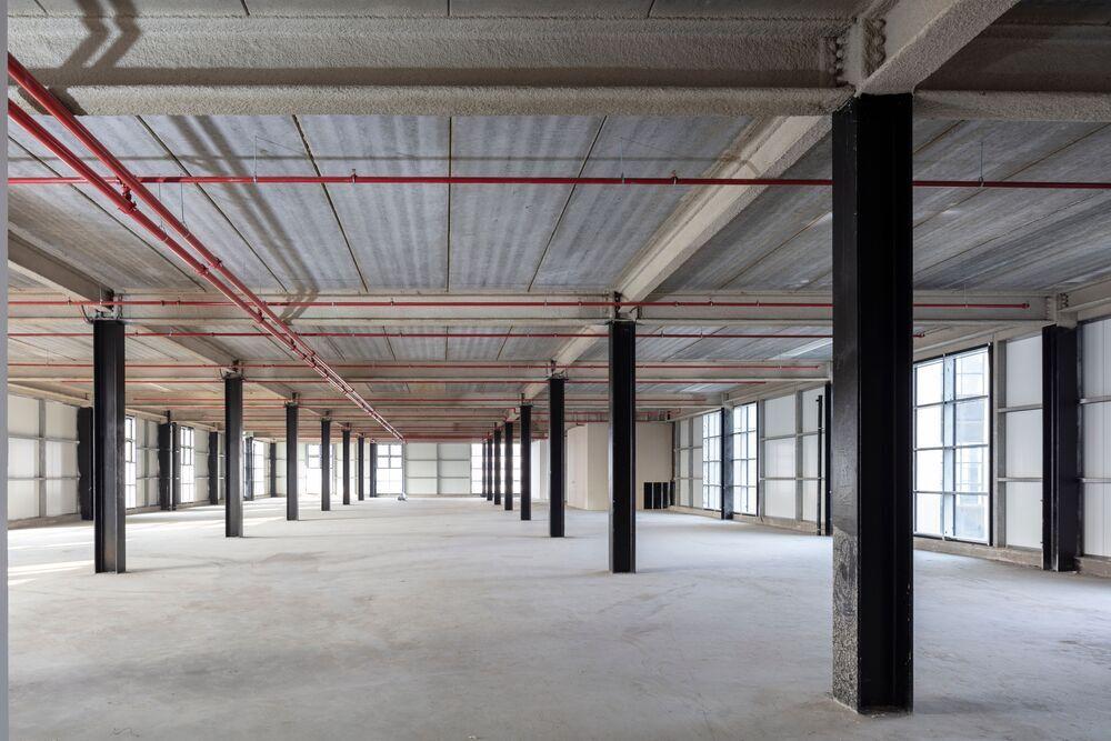 משרד בבניין Ampa Square -  בניין אמפא אפעל 15   קומה 0   שטח 410מ״ר    תמונה #0 - 1
