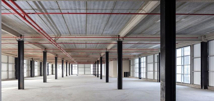 משרד בבניין Ampa Square -  בניין אמפא אפעל 15 | קומה 4 | שטח 984מ״ר  | תמונה #0 - 1