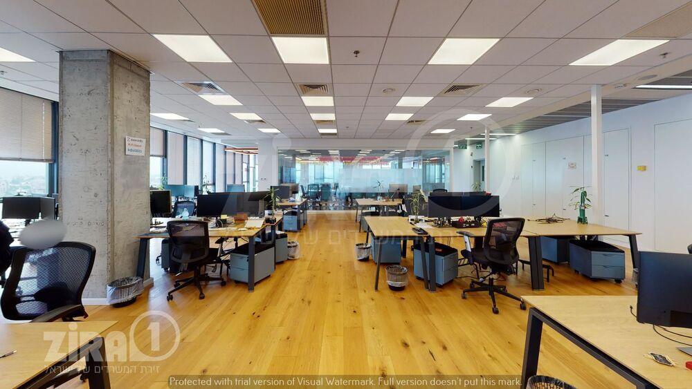 משרד בבניין בניין Wopa   קומה 12   שטח 730מ״ר    תמונה #0 - 1
