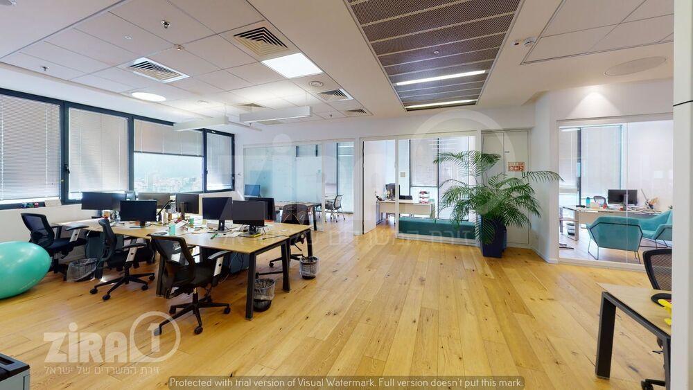 משרד בבניין בניין Wopa   קומה 6   שטח 820מ״ר    תמונה #0 - 1