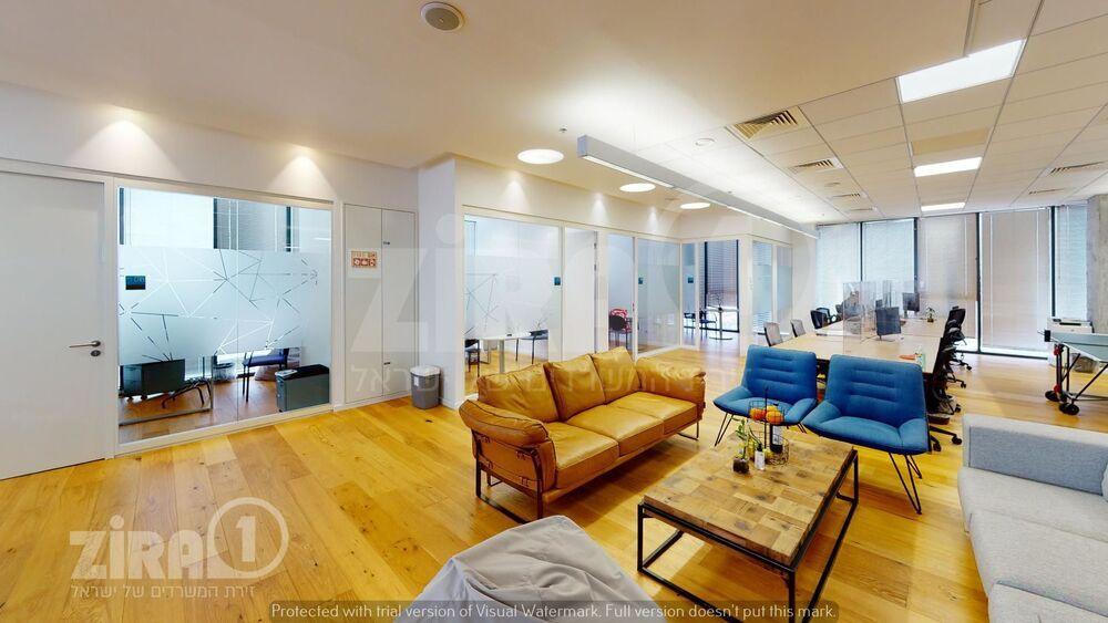 משרד בבניין בניין Wopa   קומה 6   שטח 500מ״ר    תמונה #0 - 1