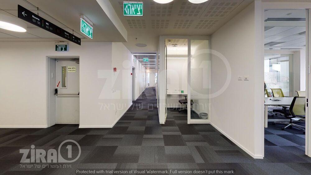משרד בבניין בניין Wopa | קומה 6 | שטח 730מ״ר  | תמונה #0 - 1