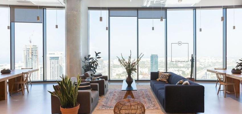 חלל עבודה WeWork Sapir Tower ברמת גן | קומה null | תמונה #0 - 1