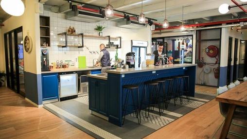 חלל עבודה WeWork London Ministore Tel Aviv בתל אביב יפו | קומה 3 | תמונה #8 - 1