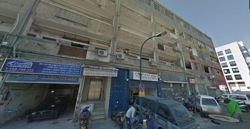 בניין בן שמן 4 בתל אביב יפו | רמת הבניין classC | תמונה #0 - 1
