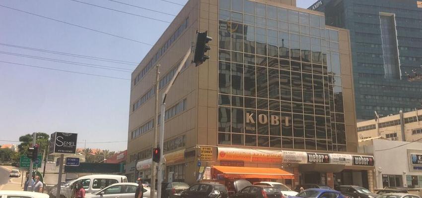 בניין בית קובי בהרצליה | רמת הבניין classB | תמונה #0 - 1