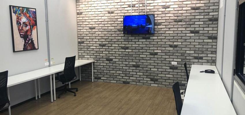 משרד בבניין מגדל בר כוכבא | קומה 8 | שטח 51מ״ר  | תמונה #0 - 1
