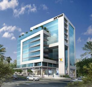 פרויקטים בהקמה David Business Center בחולון | רמת הבניין classA | תמונה #1 - 1