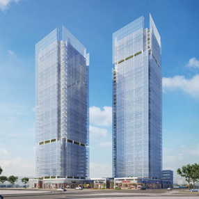 בניין Global Towers - גלובל טאוורס בפתח תקווה | רמת הבניין classA | תמונה #6 - 1
