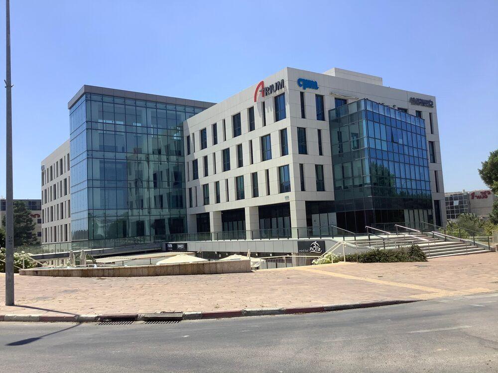בניין אטריום במודיעין  | רמת הבניין classA | תמונה #0 - 1