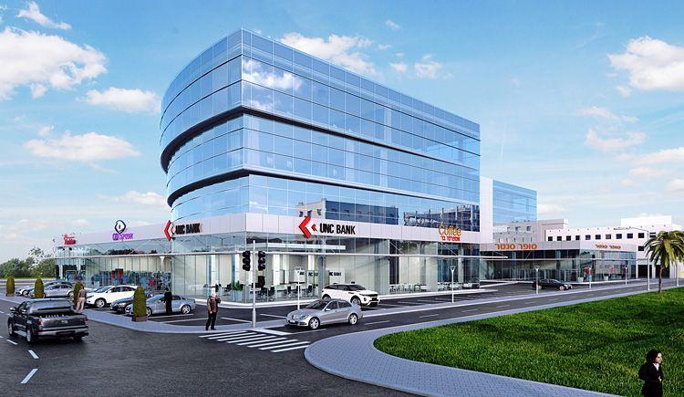 בניין Titanium - טיטניום בנתניה   רמת הבניין classA   תמונה #0 - 1