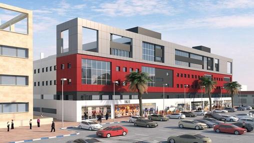 משרד בבניין בית שירז - SKY CENTER | קומה 3 | שטח 1750מ״ר  | תמונה #23 - 1