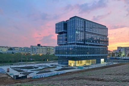 בניין גב ים 4 ברחובות | רמת הבניין classA | תמונה #2 - 1